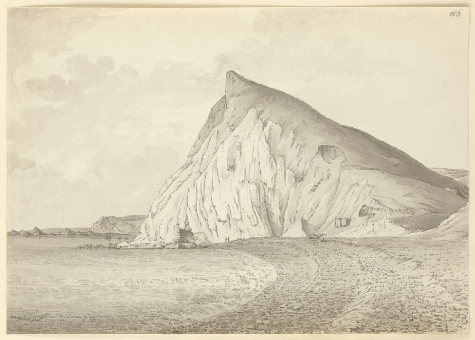 Arish Mell, East Lulworth f.153